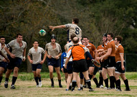 Rice rugby v Texas